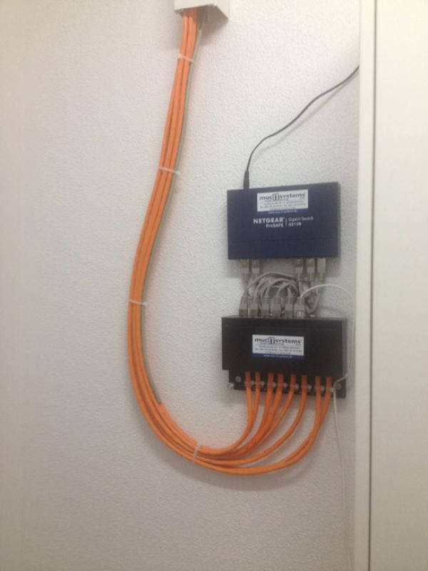 05_Patchpanel-Switch | muc IT systems